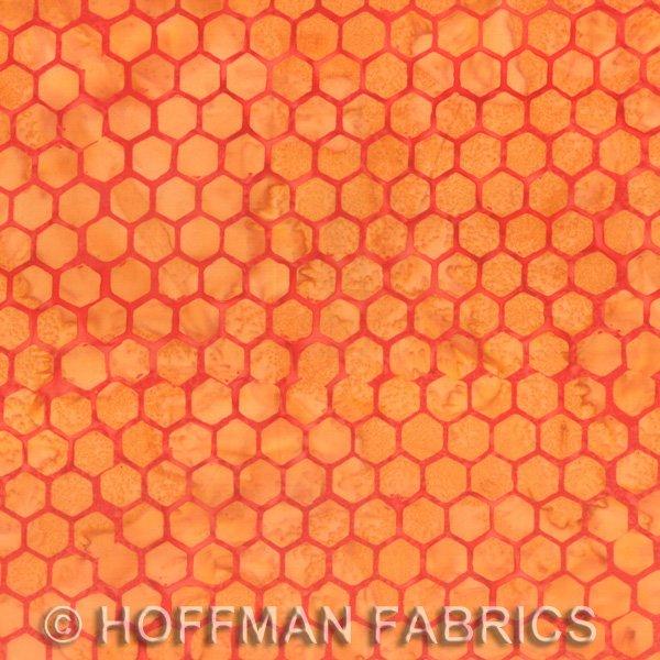 Circle Dots July - Bali Chop Hoffman Batik L2623-592