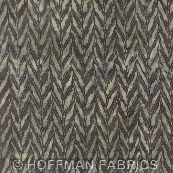 Cording Chestnut - Bali Chop Hoffman Batik L2638-51