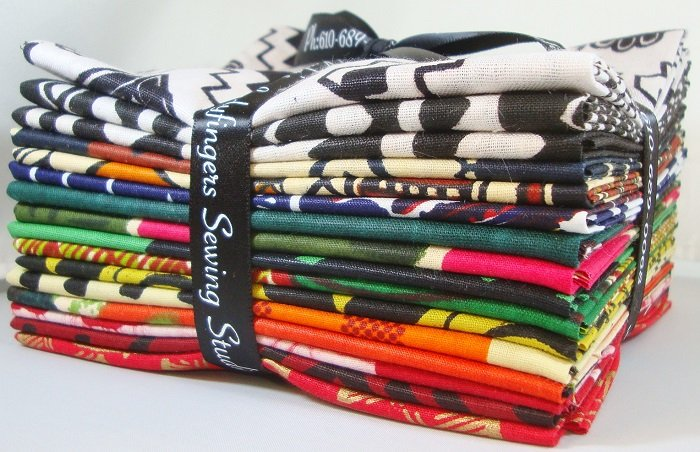 African Fat Quarter Bundle
