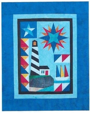 Light House Quilt Kit