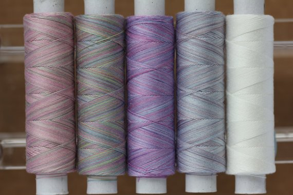 Oliver Twists Threads - Lilacs