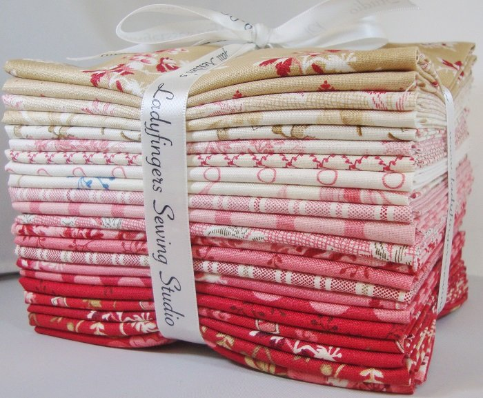 Little Sweetheart Fat Quarter Bundle
