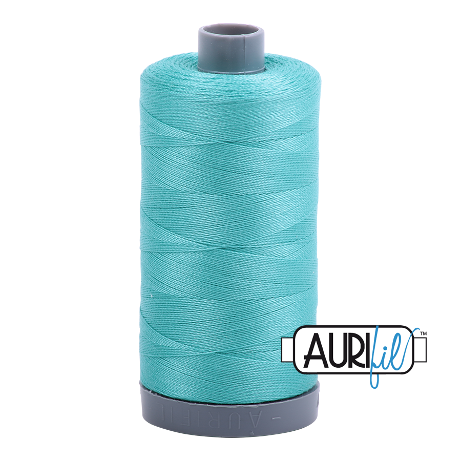 Aurifil 28wt col. 1148 Light Jade 820yds
