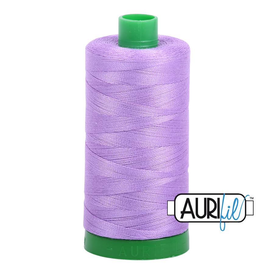 Aurifil 40 wt col. 2520 Violet 1094yds