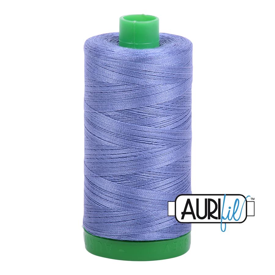 Aurifil 40 wt col. 2525 Dusty Blue Violet 1094yds