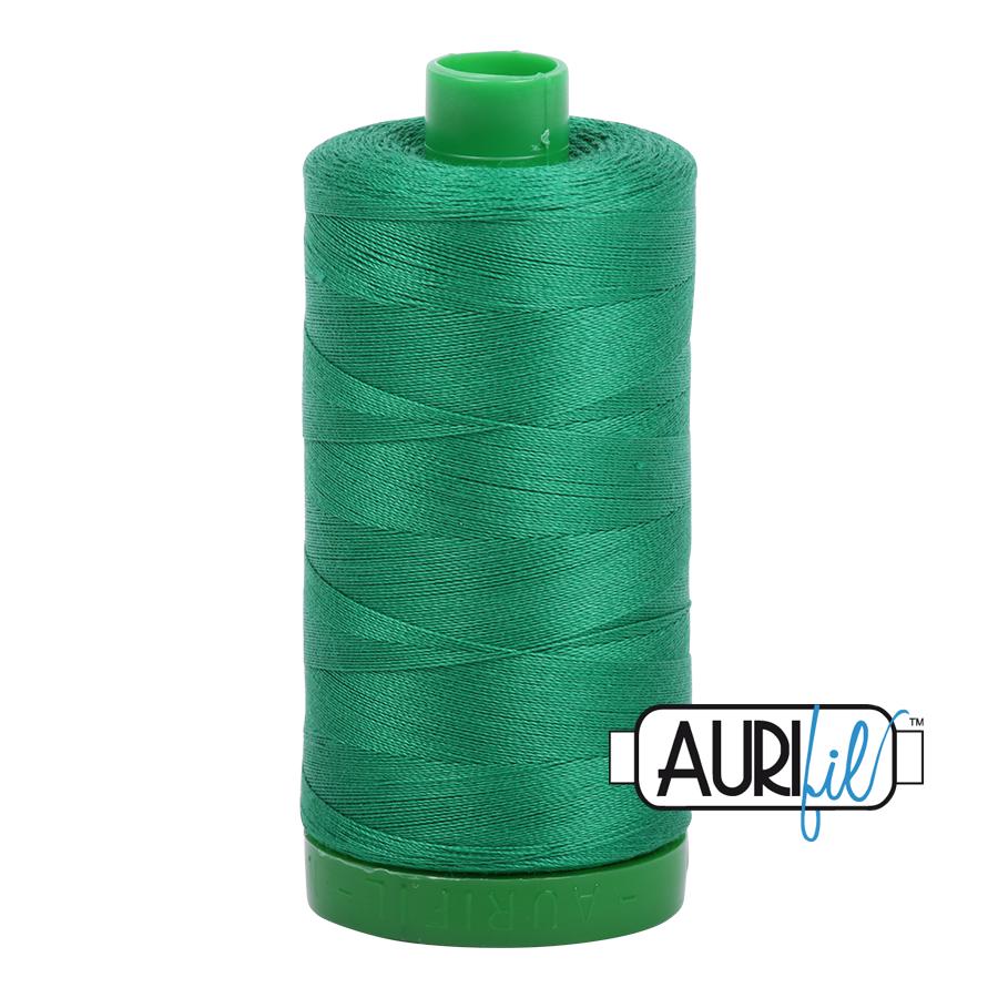 Aurifil 40 wt col. 2870 Green 1094yds