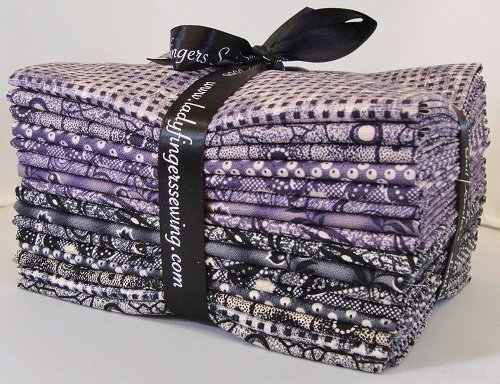 Mourning Fat Quarter Bundle