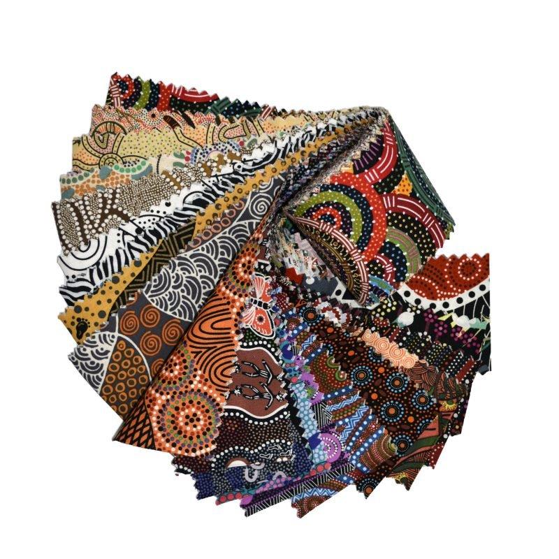 Aboriginal Dreamtime Rolls - Assorted 20 Strips