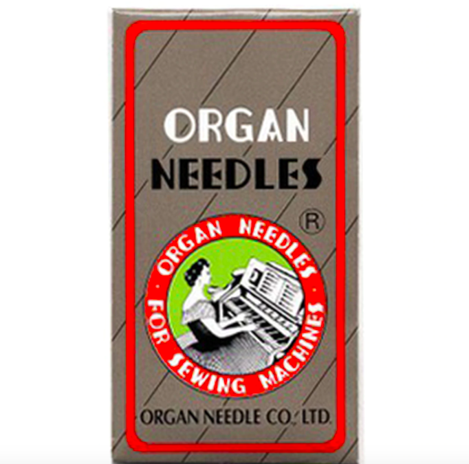 Organ Needles - Titanium Ballpoint 90/14