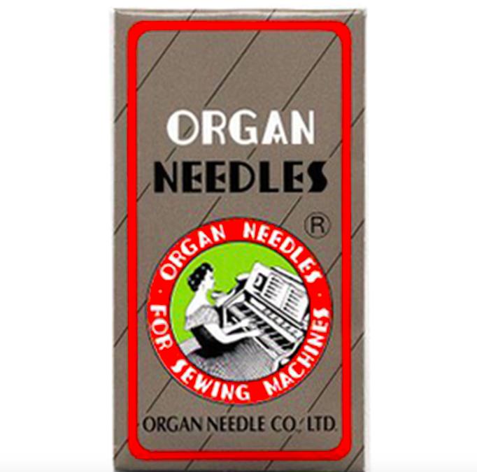 Organ Embroidery Needles Sharps #80/12 (10/pkg)