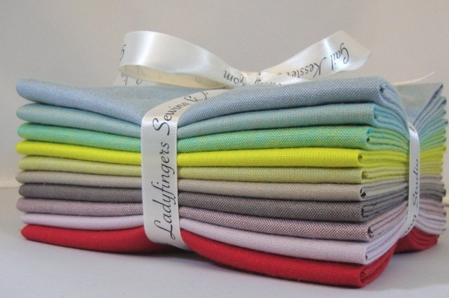 Peppered Cottons January 2014 Fat Quarter Bundle