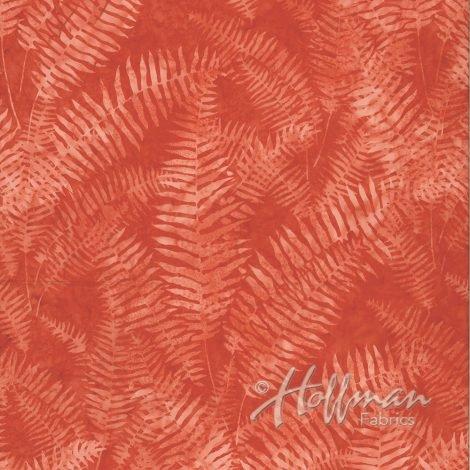 Hoffman Bali Batik Fern Yam P2020-570