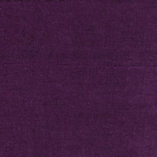 AUBERGINE Peppered Cotton 108 Wide E34X