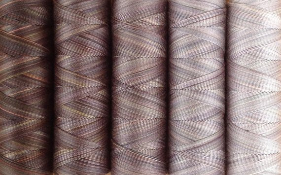 Oliver Twists Threads - Pebble Tones