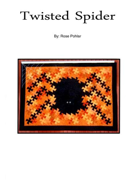 Twisted Spider Pattern by Rose Pohlar