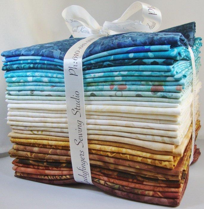 Picture This Batik Fat Quarter Bundle
