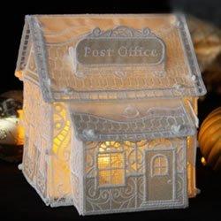 OESD Christmas Village: Post Office & Mailbox CD