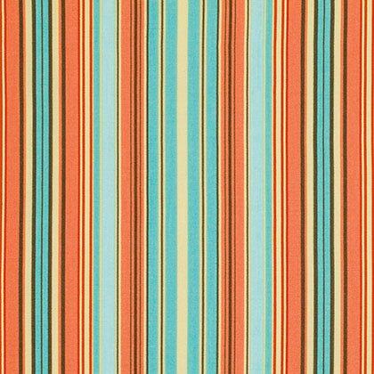 Belle - Oxford Stripe - Blue by Amy Butler