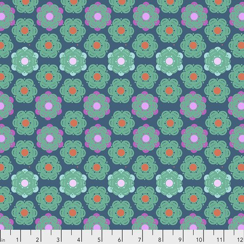 Hindsight - Honeycomb PWAH143.DENIM