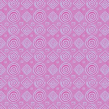 Kaffe Fassett Collective - Good Vibrations - Pink PWBM065.PINKX