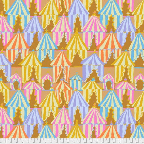 Kaffe Fassett Collective - Glamping - Yellow PWBM066.YELLO