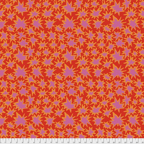 Kaffe Fassett Collective - Bang - Red PWBM072.RED