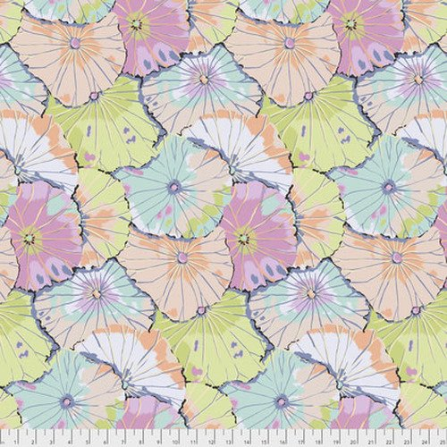 Kaffe Fassett Collective - Lotus Leaf - Contrast PWGP029.CONTR