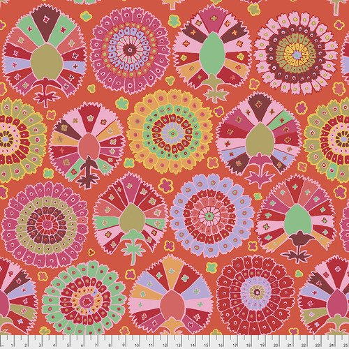 Kaffe Fassett Collective - Turkish Delight - Red PWGP081.RED