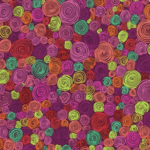 Kaffe Fassett Collective - Rolled Paper - Red PWGP158.REDXX
