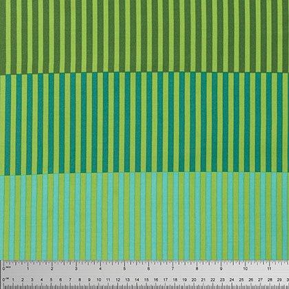 Leaf Dance Color Bars Turquoise PWJS082.TURQU