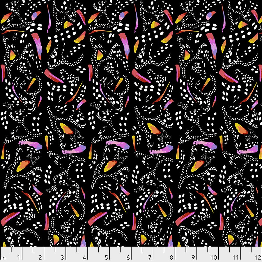 Migration - Monarch Stripe - Black PWLT020.BLACK