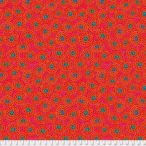 Broderie Boheme - Grandma's Curtains PWOB003.RASPB