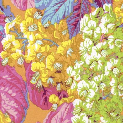 Kaffe Fassett Collective [Spring 2017] - Horse Chestnut - Yellow PWPJ084.YELLO