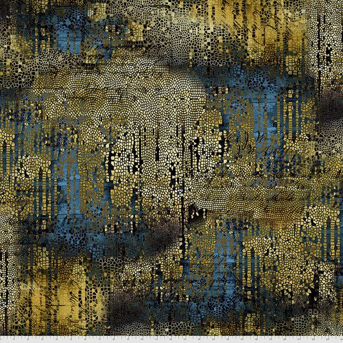 Abandoned II - Gilded Moasic PWTH140.GOLD