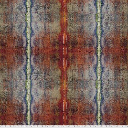 Abandoned II - Dyed Stripe PWTH143.MULTI