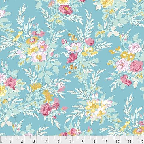 Darling Meadow - Little Bouquet PWTW168.TEALX