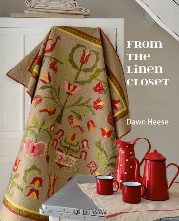 From the Linen Closet - Quiltmania