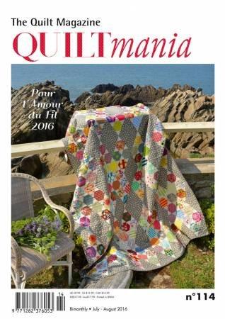 Quiltmania Magazine #114