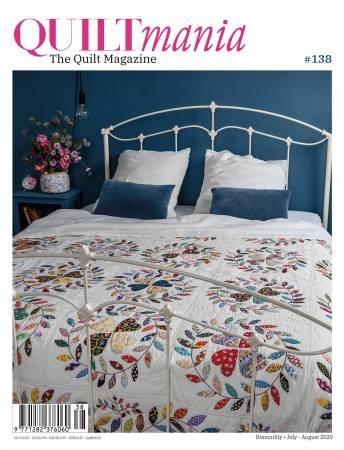 Quiltmania Magazine #138