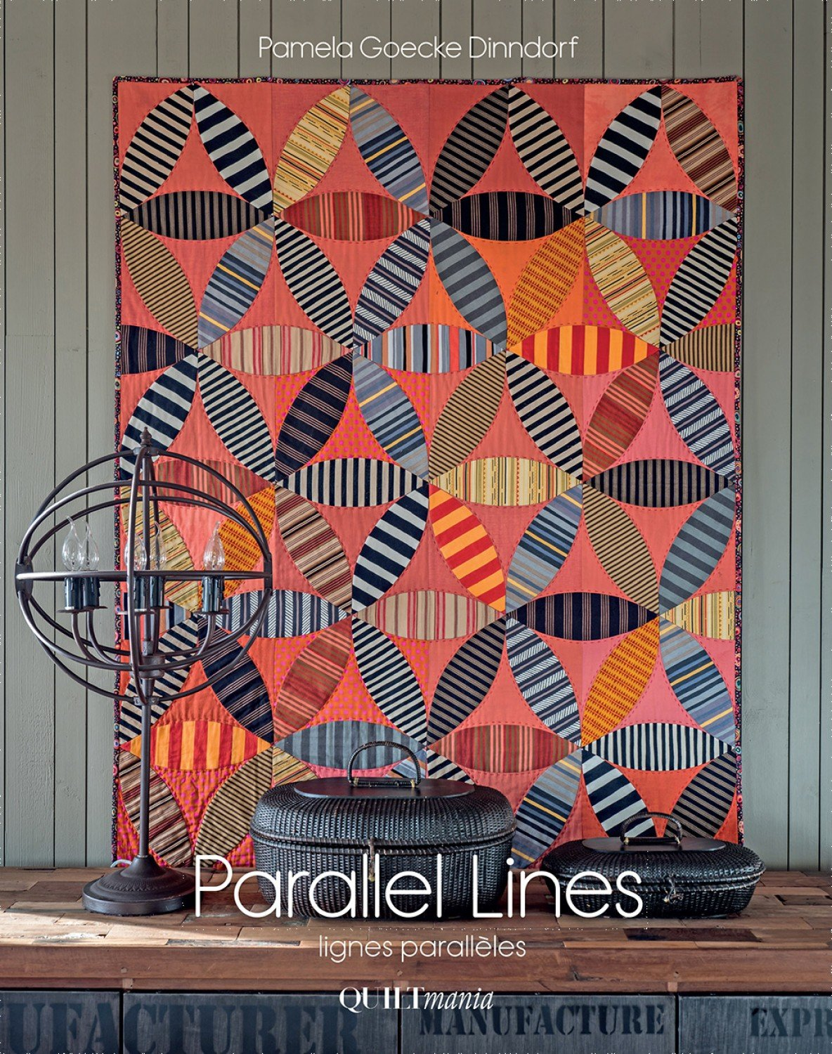 Parallel Lines by Quiltmania