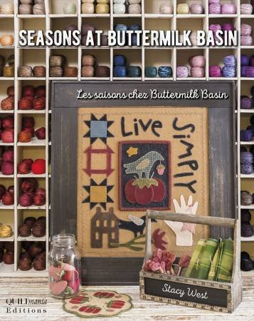 Seasons at Buttermilk Basin by Quiltmania