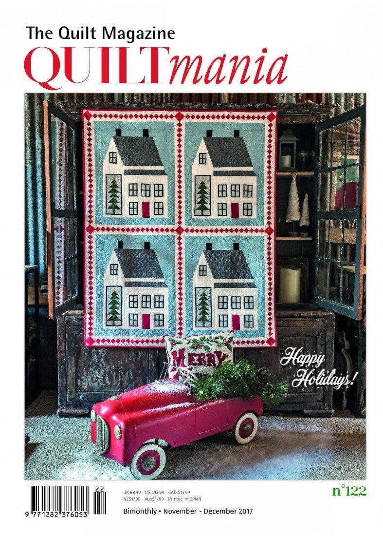 Quiltmania Magazine #122