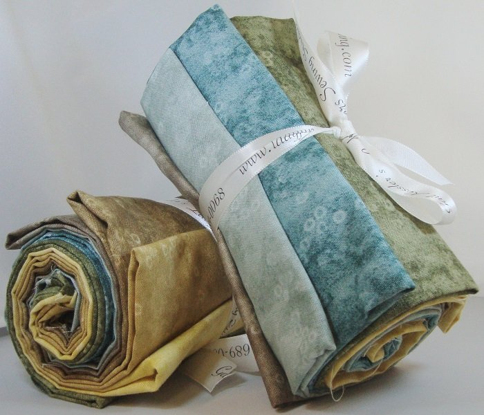 Raindrops Fat Quarter Bundle