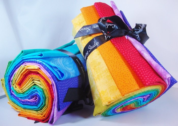 Rainbow Blenders Fat Quarter Bundle