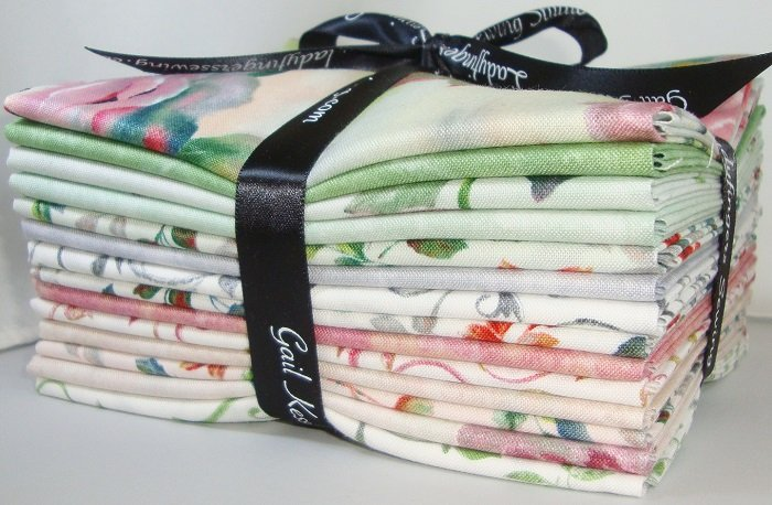 Rosewater Fat Quarter Bundle