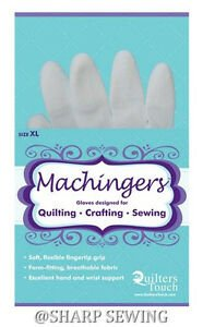 Machingers Quilting Glove Extra-Large