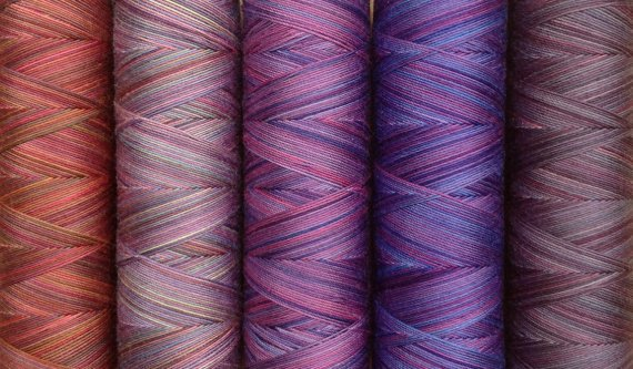 Oliver Twists Threads - Scottish Heather