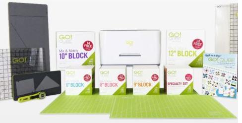 GO! Big Qubed Starter Pack