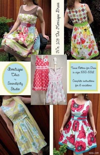 Monique Dress Pattern