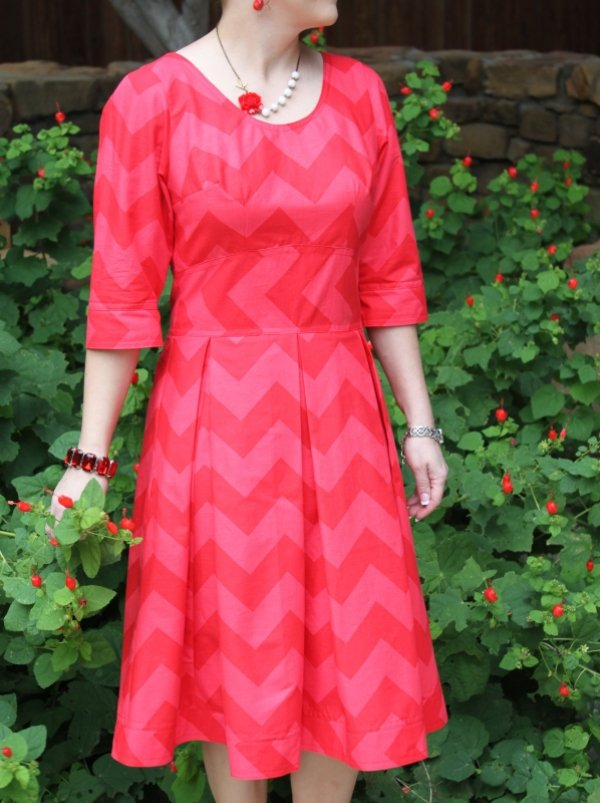 Zoe Dress Pattern